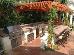 modern outdoor kitchens kitchen beautiful built in outdoor kitchen joe will be happy