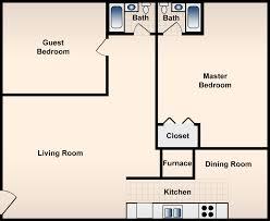 floor plans hillside apartments