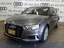 audi a3 sedan lease 2017 audi a3 for sale lease salt lake city ut stock 28850