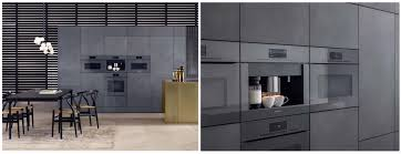 Miele Kitchens Design An Uninterrupted Design Der Kern By Miele
