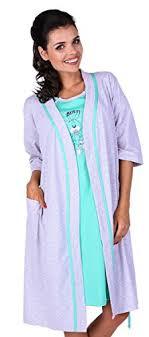 robe de chambre maternité zeta ville maternité set robe de chambre chemise de nuit femme