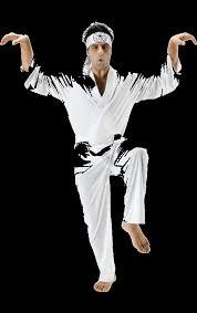 Karate Kid Halloween Costume Daniel San Karate Kid Costume Jokers Masquerade