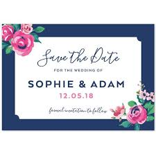 Save The Date Website Wedding Save The Date Cards U2013 Project Pretty