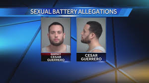 massage therapist accused of sexual battery in winter garden