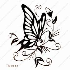 japanese butterfly designs drawings chest designs
