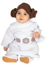 toddler infant girls princess leia costume