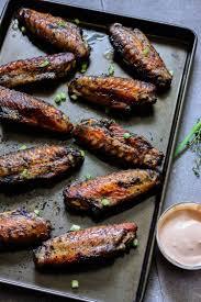 turkey wings a delicious alternative medley