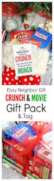 crazy christmas crunch gift idea crazy little projects
