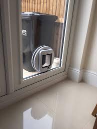 french door cat flap window repair solutions