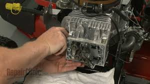 briggs u0026 stratton small engine replace cylinder head 591750 youtube