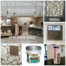 how to install tile backsplash in kitchen home design