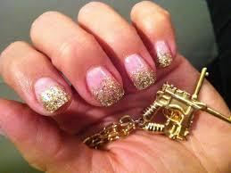 nail art diy gel manicure fall smoky brown awesome gel nails at