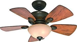 Ceiling Fan Amazon by Hunter Fan Company 52090 Watson Ceiling Fan With Five Cabin Home