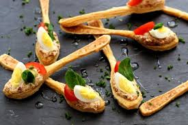 puff pastry canape ideas a stir at your with these puff pastry spoons