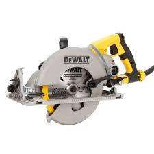 dewalt 15 amp 7 1 4 in worm drive circular saw dws535 the home