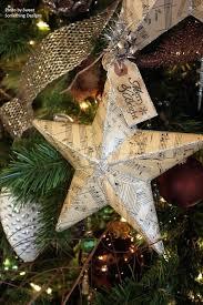 Music Christmas Tree Ornament by Diy Christmas Tree Ornaments U2022 Modern Home Tips