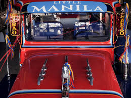 philippine jeepney interior the king of the road u2013 shirin bhandari