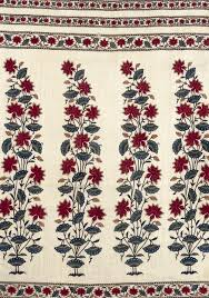 Diy Screen Print India by Aleta Artisan And Brigitte Singh Fabrics For Interiors Block