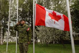 Giant Canadian Flag Patricia Richardson Tatostricia Twitter