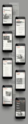 layout magazine app 90 best we love web apps images on pinterest editorial design