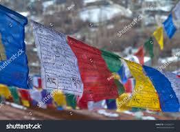 Prayer Flags Prayer Flags Leh Ladakh India Stock Photo 131026271 Shutterstock