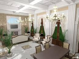 illuminazione sala da pranzo salone e sala da pranzo apartment ideas planner 5d