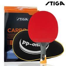 stiga pro carbon table tennis racket stiga table tennis bat carbon rs 2299 piece bill n snook id