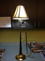 trombone lamp things you need in your house pinterest