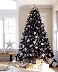 tuxedo black christmas tree black christmas trees black