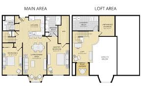 2 bedroom with loft house plans house plans with a loft master bedroom garage walkout 2