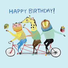 designer card u2013 birthday bike u2013 the flower shed melbourne