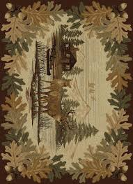Rustic Lodge Rugs New Cabin Rugs And Rustic Bedding Of 2017 The Cabin Shack U2013 Page 2