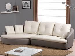 canap d angle cuir buffle canapé d angle cuir de buffle capriccio ii bicolore blanc et gris