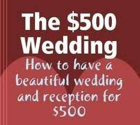 Cheap Wedding Programs Cheapest Way To Have A Wedding Undhimmi