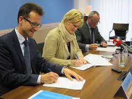 directeur chambre de commerce francine closener a présenté un pakt pro commerce pour soutenir et
