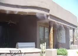 Patio Misters Patio Misters Kendall Misting Systems