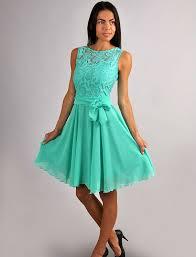 bridesmaid aqua mint dress chiffonlace top dress by dioriss