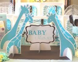 giraffe baby shower decorations 11 best baby shower images on shower ideas boy baby
