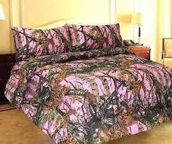 Camo Duvet Covers Pink Camo Bedding Ebay