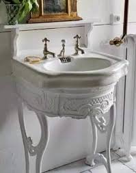 Tiny Bathroom Sink by Vintage Antique Old Enamel Sink For Small Bathroom French Home