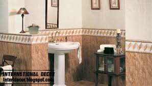 bathroom wall tile designs fair bathroom ceramic wall tile design creative inspiration