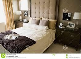 monochromatic bedroom royalty free stock photos image 12564888