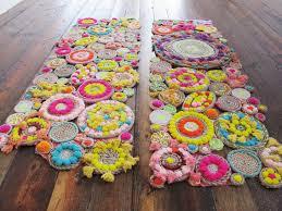 tappeti fai da te 3 originali tappetini fai da te fai da te creativo