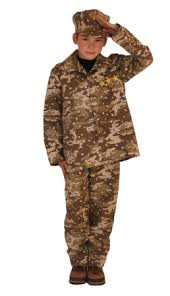Army Soldier Halloween Costume 12 Images Costume Ideas Army Costume