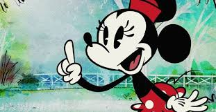 voice minnie mouse dishes career disney true