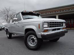 ford ranger 4x4 5 speed for sale 1987 ford ranger xlt 4x4 5 speed only 76k survivor must