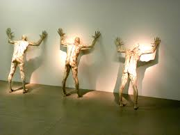 file statues in zagreb museum of contemporary art jpg wikimedia