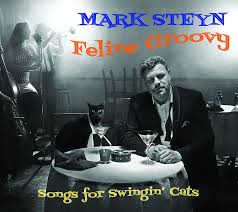 Cat Photo Album Mark Steyn Feline Groovy Songs For Swingin U0027 Cats Amazon Com Music