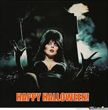 Happy Halloween Meme - happy halloween from elvira by thephantomcat meme center