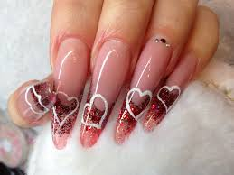 valentine u0027s day nail art tutorial